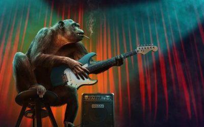 Kann ein Affe Musik machen?